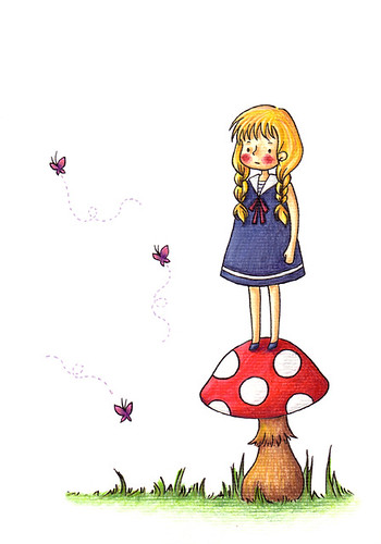 Mushroom Gal