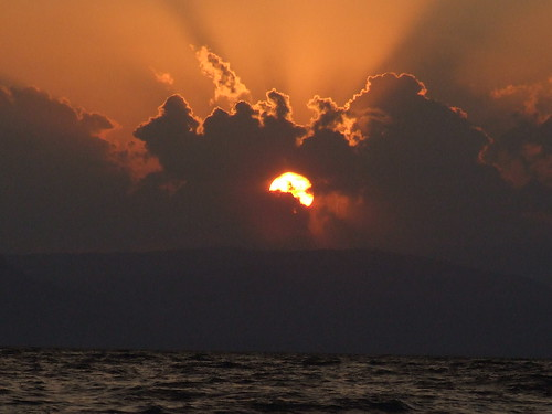 Galilee at Sunset
