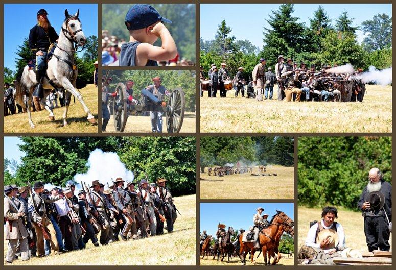 Civil War Battle (2)