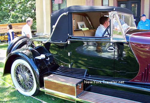 1928 Isotta Fraschini side