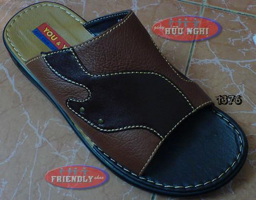 Chuyên sản xuất, cung cấp sỉ giày, dép...da dành cho nam - 20