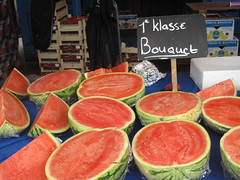 Watermelon bouquet
