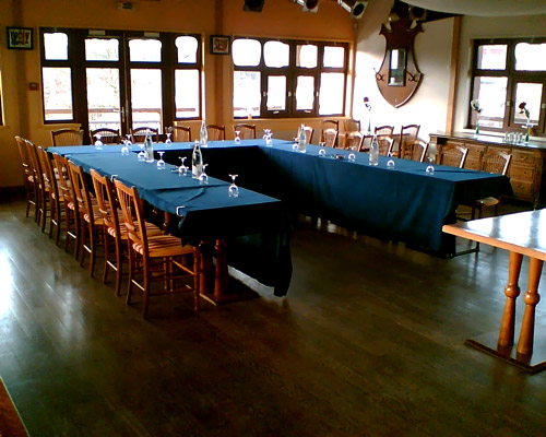Salón privado para eventos