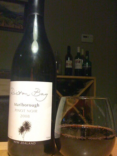 2008 Picton Bay Pinot Noir