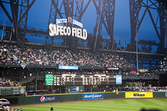 Safeco Field (| whiteSpace |) Tags: seattle washington baseball safeco