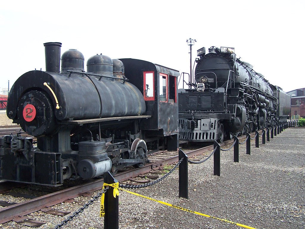 how to build a steam locomotive
