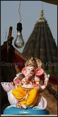 Lord Ganesha in an Idol shop near Krishna Pura Indore (Faizan Khan) Tags: india festivals ganesh elephantgod indore hindu hinduism ganpati hindugod indianfestival ganeshotsav siddhivinayak ganpatibappa ashtvinayak