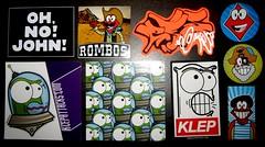 KLP pack! (kaue stickers!!!) Tags: spain pack trade rombos klep klepattacks 2efs klepattackscom