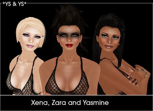 New *YS&YS* skins