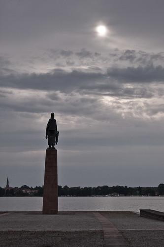 Ravensbrück women's concentration camp monument