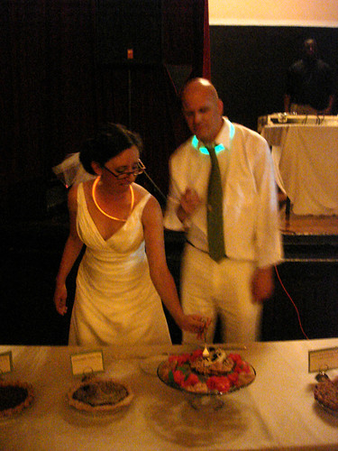 Cutting the Wedding Pie