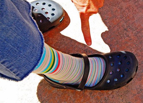 Crocs: So Right and So Wrong