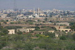 View from Deryneia