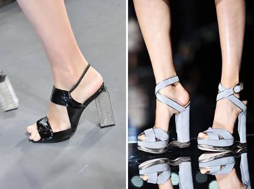 foto calçados verão