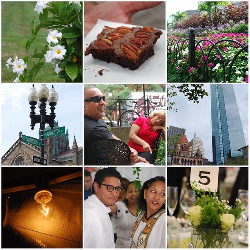 Boston Weekend