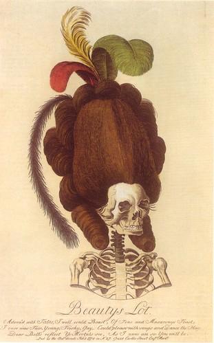 Beauty's Lot, English, 1778
