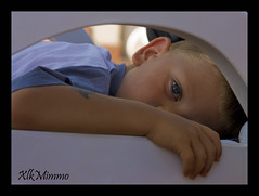 Relax (Mimmo Photo) Tags: blue canon relax eos eyes alessandro mimmo sigma2470mmf28 450d xlkmimmo