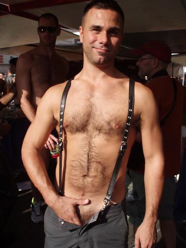 FOLSOM STREET FAIR 2009 - SEXY FUN ! SEXY TRAIL MAN- CONNER HABIB by ...