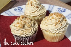 49. Coffee Cupcake (The Cake Couture (is currently not taking any orde) Tags: coffee chocolate cupcake vanilla doha qatar                   thecakecouture