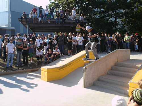 Globe @ Crolles / 2009-10-04 / Ryan Decenzo / Backside noseslide