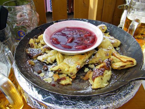 Kaiserschmarren c/o Cake Gumshoe Megan