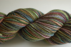 """""""Lily Pond"""" Bulky Wool"""