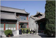 Hohhot Great Mosque, Inner Mongolia, China (Jaafar Mestari) Tags: china canon eos muslim islam capital mosque inner mongolia mosquee capitale 2009 chine innermongolia hohhot 50d canonefs1785mmf456 canoneos50d