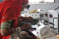 Women Barefoot Solar Engineers of Africa