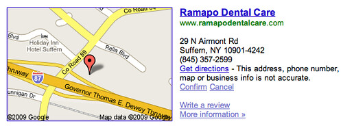 Is This Accurate on Google Web Maps