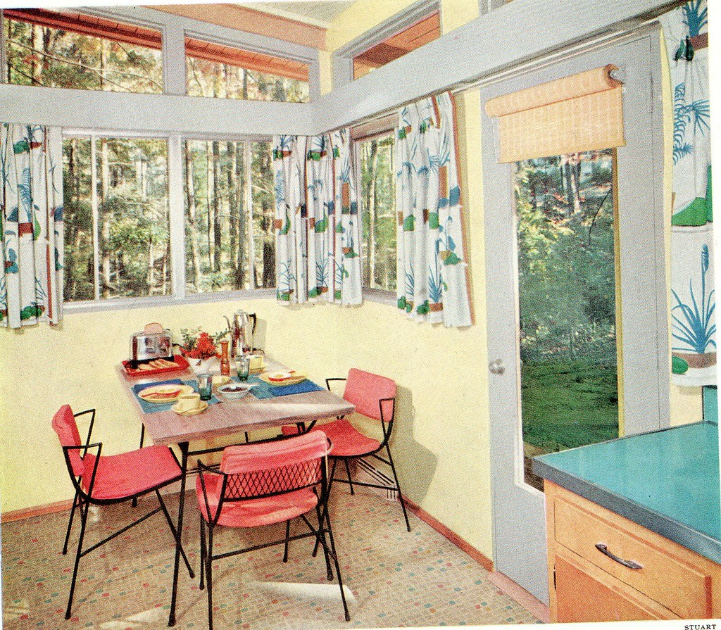 The World's Best Photos Of 1950s And Dinette