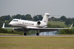 N923CL - 1471 - Private - Gulfstream IV SP - Luton - 090617 - Steven Gray - IMG_4447