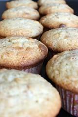 White Chocolate Macademia Cupcakes - IMG_4036