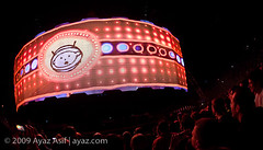 U2-2009-LasVegas-29 (wwwayazdotcom) Tags: music usa u2 concert travels lasvegas live nevada nv northamerica samboydstadium 360tour
