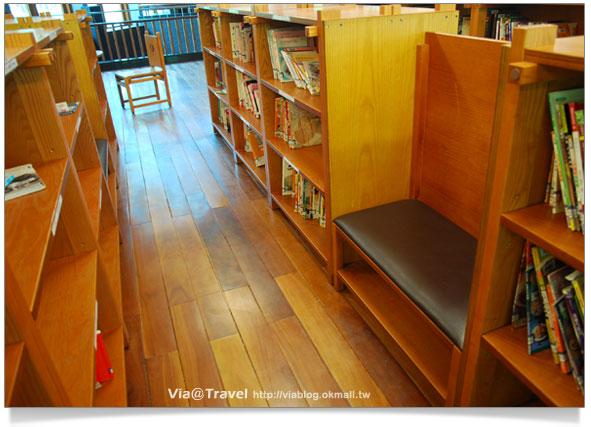 【北投一日遊】北投圖書館~綠色概念美學的圖書館9