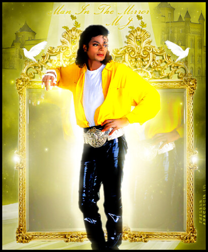 Michael Jackson - Man In The Mirror . Save World collection by TheLean.