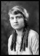 Evalyn Miller 1926 (Bill Sundstrom) Tags: miller genealogy brinker ziebarth
