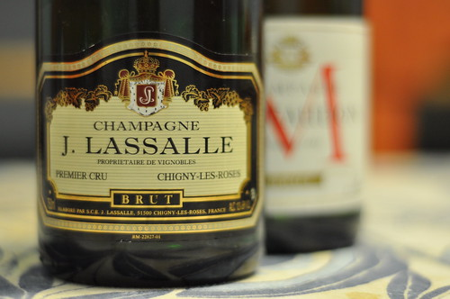 NV Champagne J. Lassalle