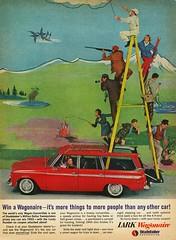 1963 Studebaker Lark Wagonaire (aldenjewell) Tags: ad studebaker stationwagon lark 1963 wagonaire