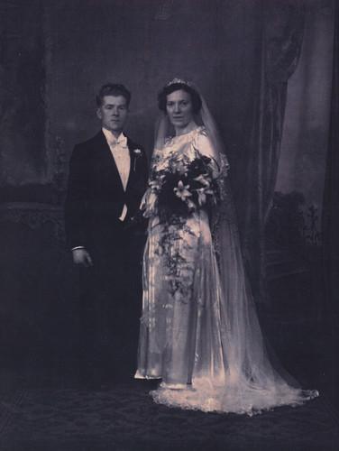William & Wilhelmina Dalglish, 1937