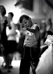 Boom! (Luke Bears) Tags: city travel boy shadow blackandwhite bw italy baby white lake fish man black game berlin guy blancoynegro blanco monument glass monochrome station backlight train germany children boat photo blackwhite fishing fisherman nikon paradise shadows child play bokeh negro luke db boom edward hauptbahnhof target bambi d200 nikkor fishes 70 stazione bianco 70200 nero bianconero audioslave biancoenero eisenman berlino reflexes 200mm 70mm littlewoman nikond200 monocromatica lukebears olocaustmonument babyplays