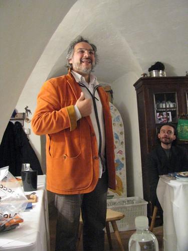 Daniele Savi- Cioccoblog- Ein Prosit 2009