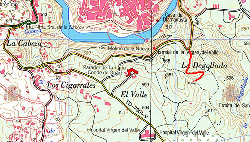 caminos Valle 4