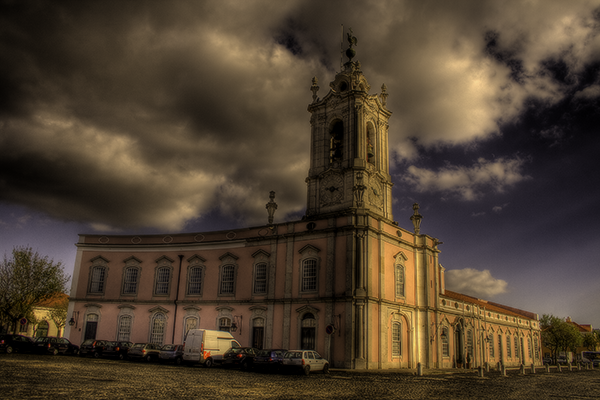 HDR - Torre do Relogio Queluz