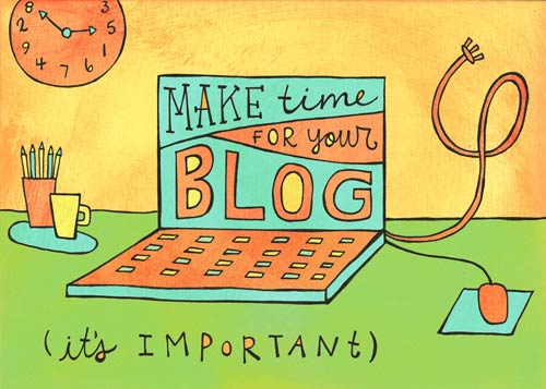 make-time-for-blog