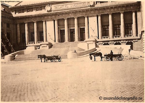 Palatul Justitiei - 1941