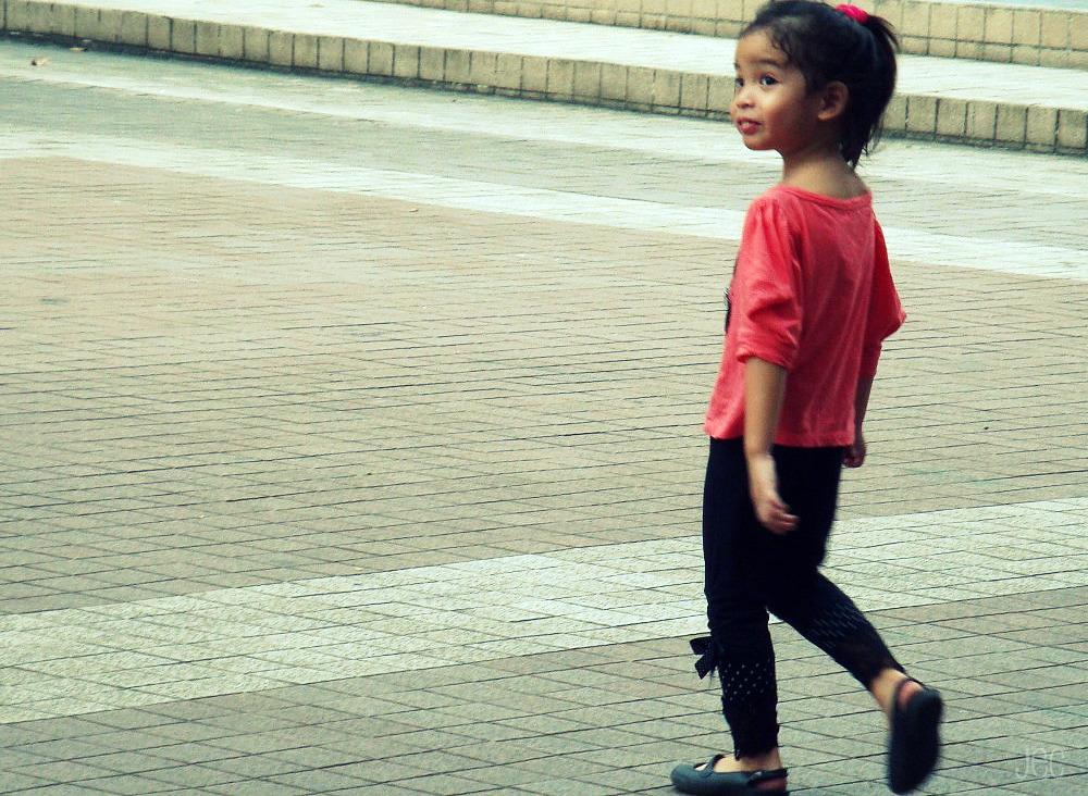 Pink Kid