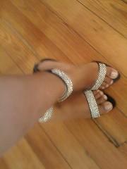3 (chilltown1) Tags: feet toes ebony