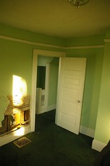 Langston Hughes house - rear bedroom