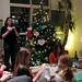 Xmas tree decorating party