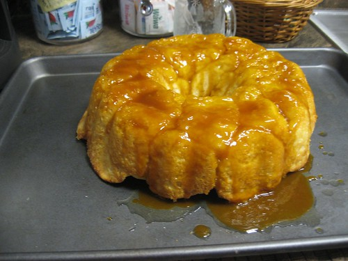 Monkey Bread - TaDa!